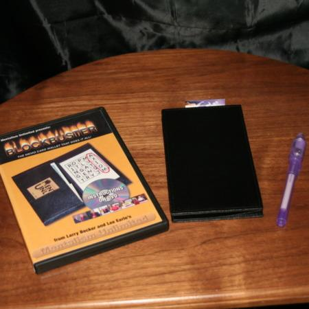 Blockbuster Wallet by Larry Becker, Lee Earle