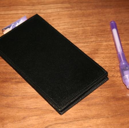 Blockbuster Wallet by Larry Becker, Lee Earle