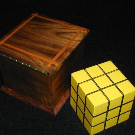 Block Production Box by Mel Babcock