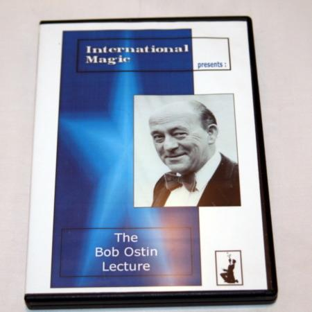 Bob Ostin Lecture DVD by Bob Ostin