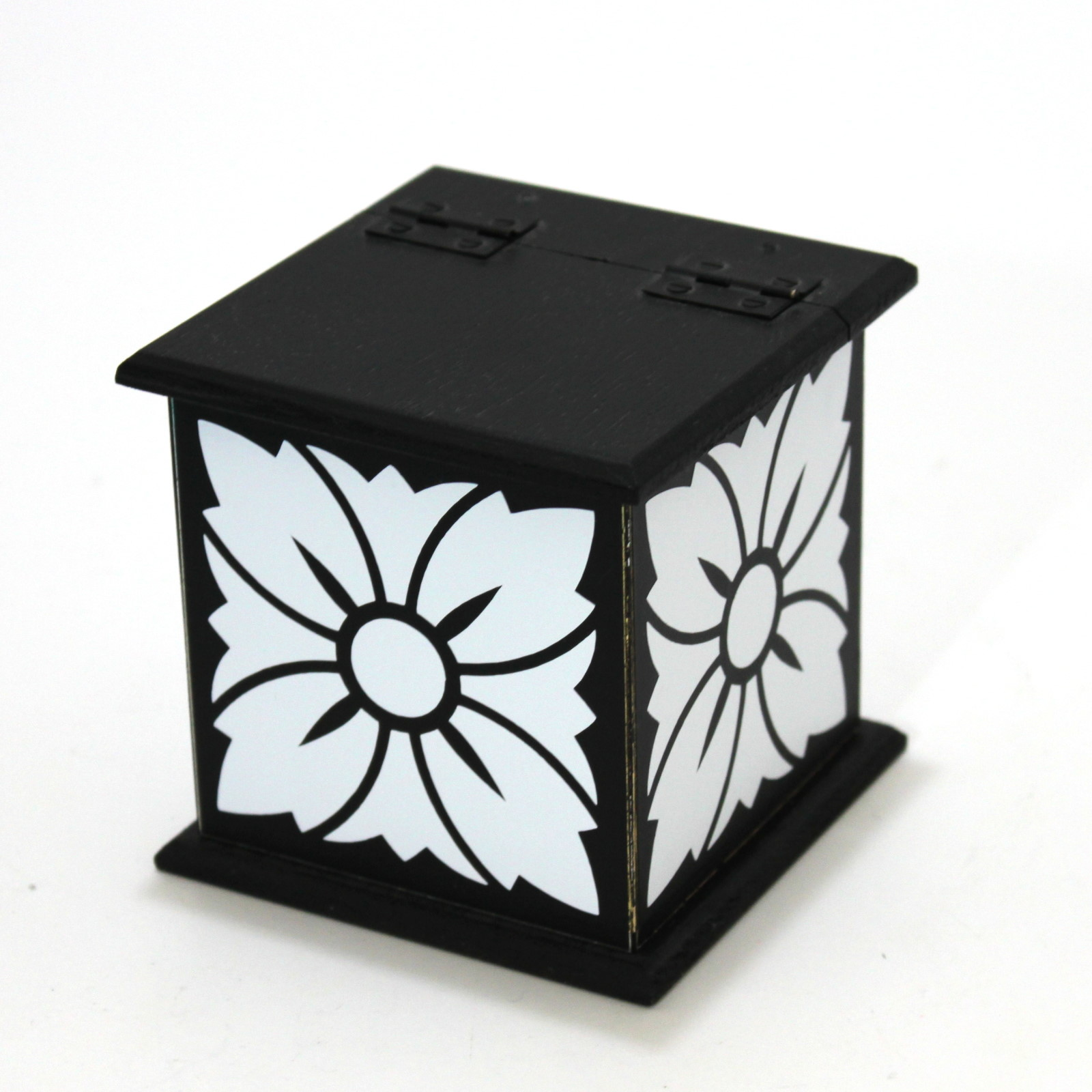 Color Changing Box by Thomas Pohle