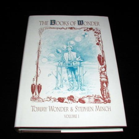 Review by Sean Waters for Books of Wonder: Vol. 1 by Tommy Wonder, Stephen Minch
