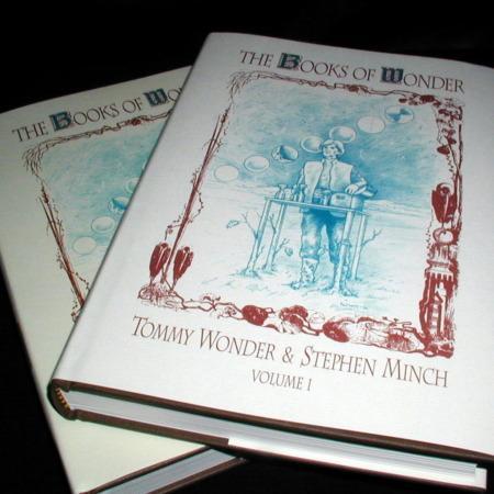 Books of Wonder: Vol. 2 by Tommy Wonder/Stephen Minch