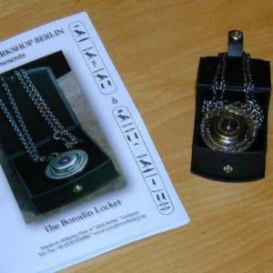 Borodin Locket by Wonder Workshop Berlin