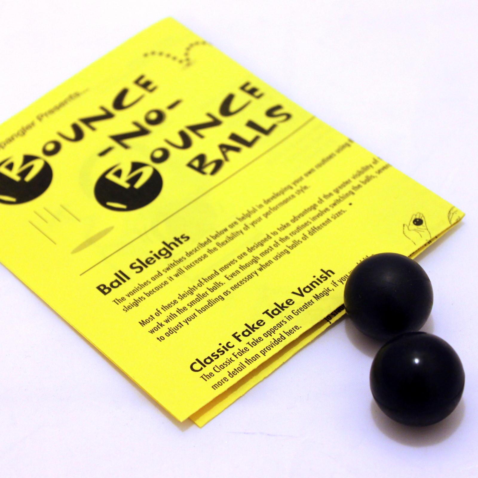 Bounce No Bounce Balls by Steve Spangler