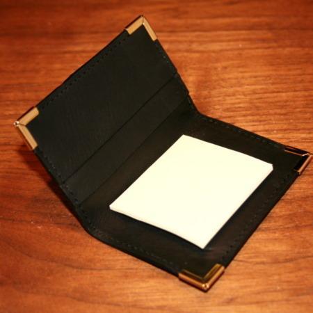Brain Scan Wallet by John T. Sheets