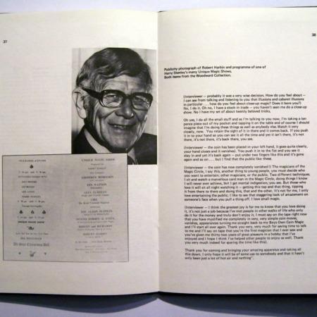 Harbin Book, The by Martin Breese