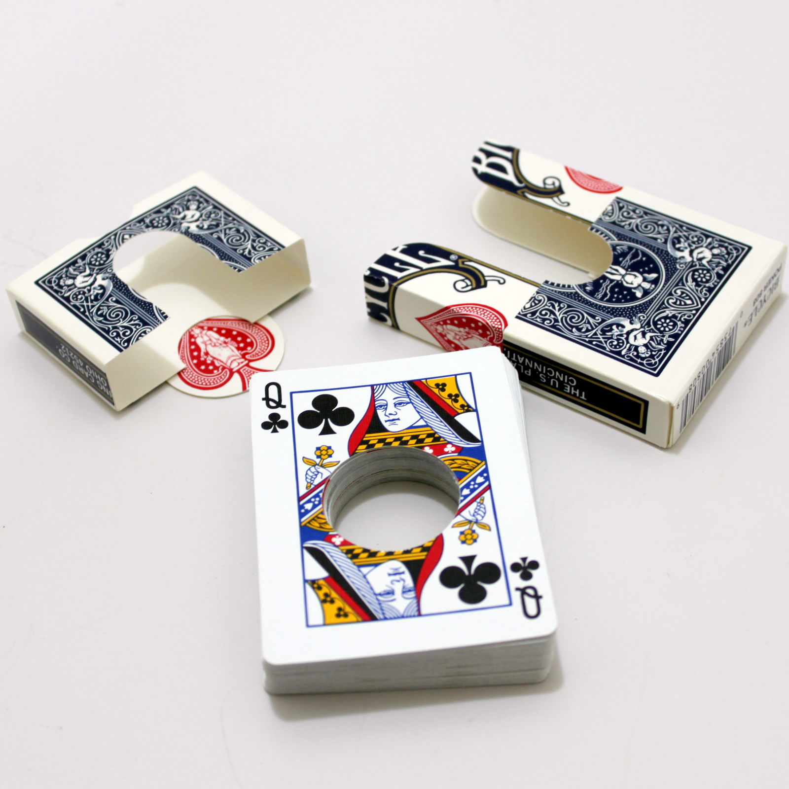 Bromley Guillotine Deck by Rob Bromley