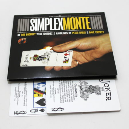 Simplex Monte by Rob Bromley
