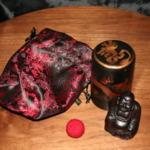 Buddha Chop Cup by Fantasma,  Roger Drayer