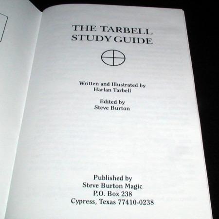 Tarbell Study Guide by Harlan Tarbell, Steve Burton