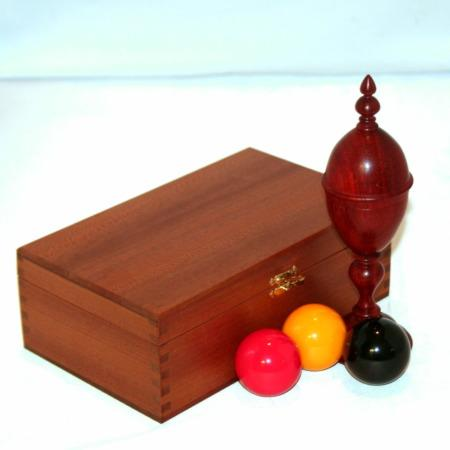 Cameroon Ball Vase - Boxed by Colin Rose