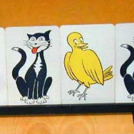 Canary Cats by Abbott's