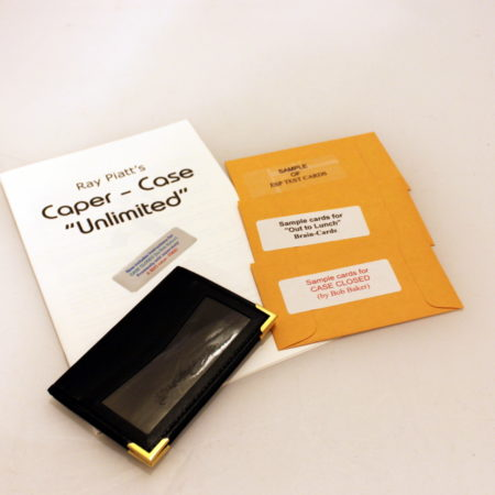 Caper Case Unlimited by Ray Piatt