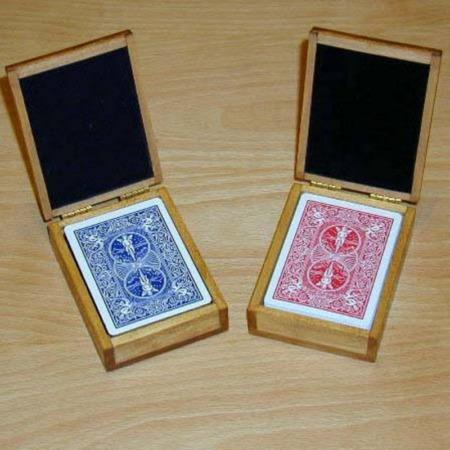 Review by Andy Martin for Card Boxes by Trickery
