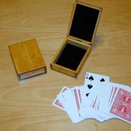 Card Boxes by Trickery