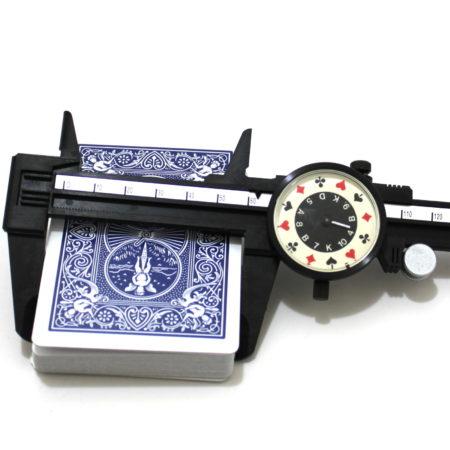 Card Calipers - Latoni by Tony Lackner, Alexander de Cova