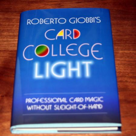 Card College Light by Roberto Giobbi