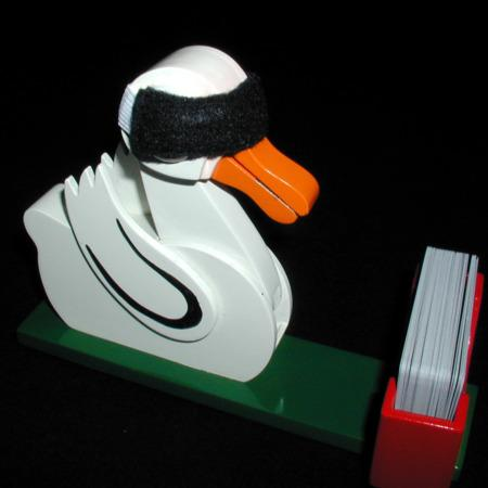 Card Duckling by Collectors' Workshop