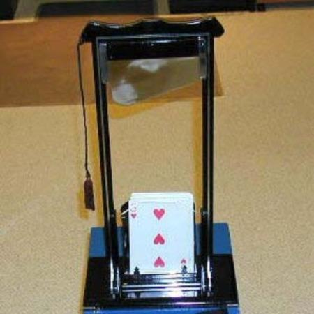 Card Guillotine by Milson-Worth