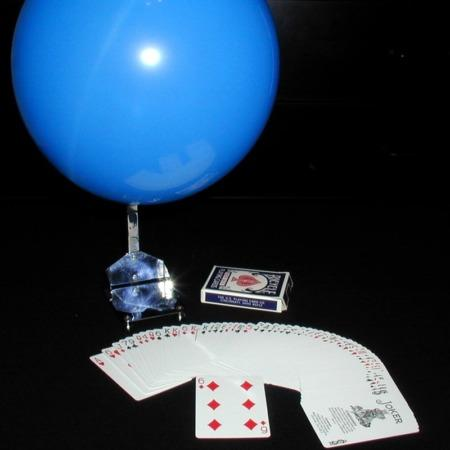 Card In Balloon by Hathaway