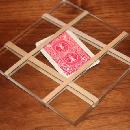 Card In Glass by Collectors' Workshop
