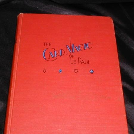 Card Magic of Le Paul, The by Paul Le Paul