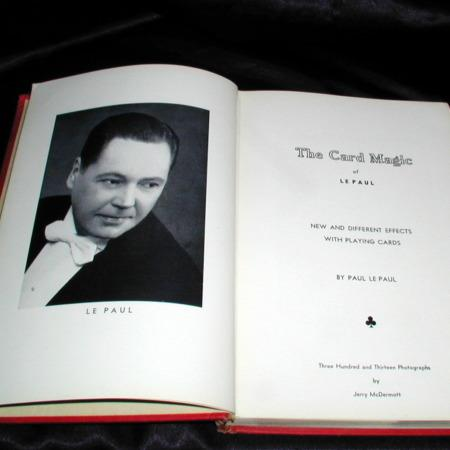 Card Magic of Le Paul, The by Paul Le Paul