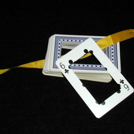 Card off Ribbon by Unknown