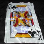 Card Silk and Blank by P&A Silks