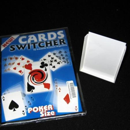 Cards Switcher by Eduardo Kozuch