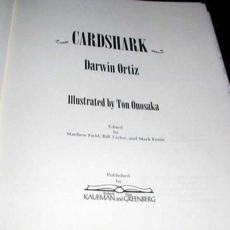 Cardshark (Deluxe Edition) by Darwin Ortiz