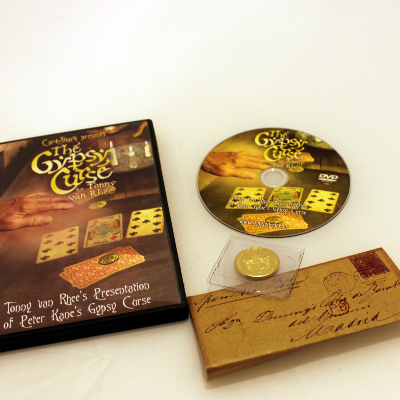 Gypsy Curse (CardShark) by Tonny Van Rhee