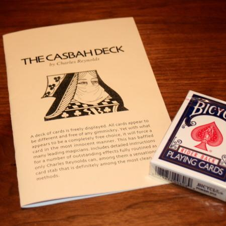 Casbah Deck by Charles Reynolds