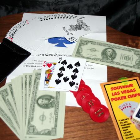 Casino Light by Larry Becker