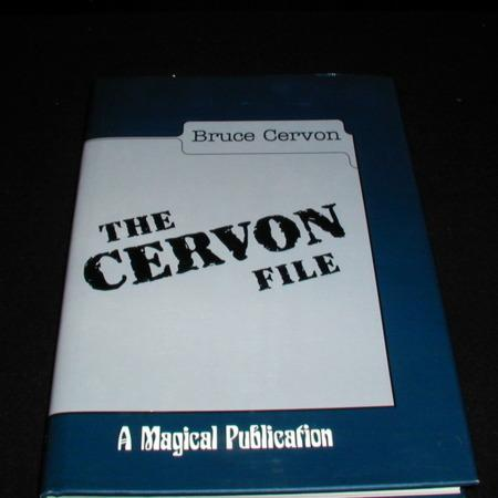Review by Unknown for The Cervon File by Bruce Cervon
