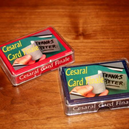 Cesaral Card Finale by Cesaral