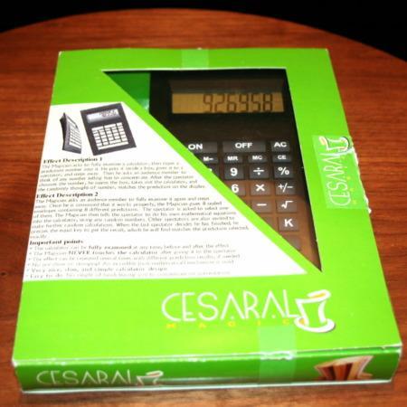 Cesaral Mental Mind Calculator by Cesaral