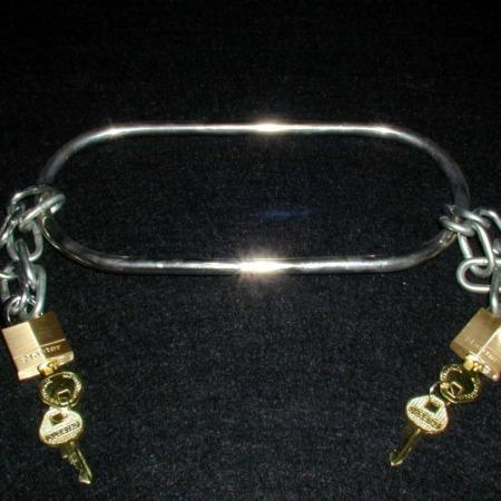Chain Escape Shackle (Heavy Chrome) by Unknown