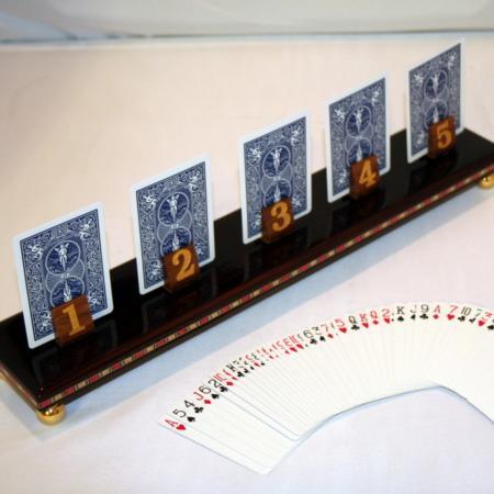 Chalong Card Prediction by Magic Wagon