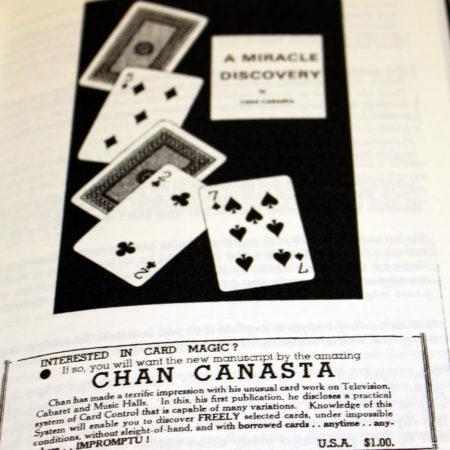 Chan Canasta - A Remarkable Man by David Britland