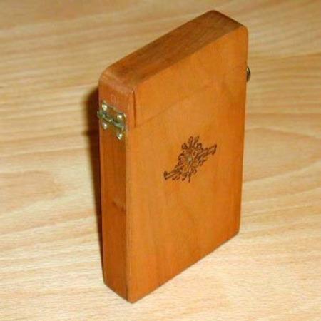 Changing Card Box by Douglas-Wayne