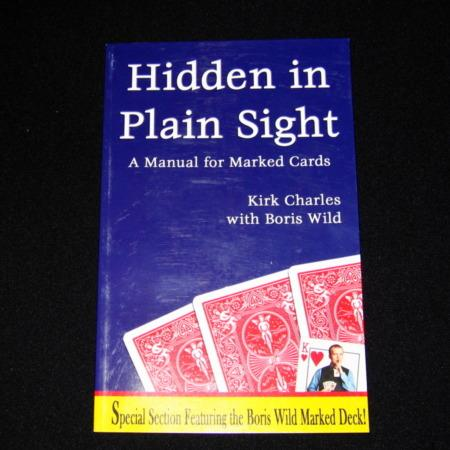 Hidden in Plain Sight by Kirk Charles