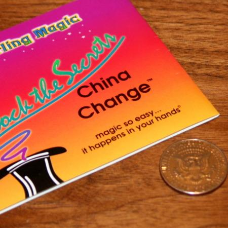 China Change by Sterling Magic