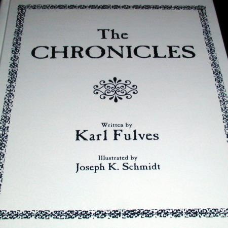 Chronicles, The by Karl Fulves