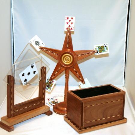 Silken Mystery Box by Tony Karpinski