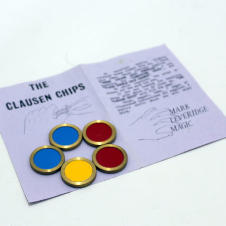 Clausen Chips, The by Per Clausen, Mark Leveridge