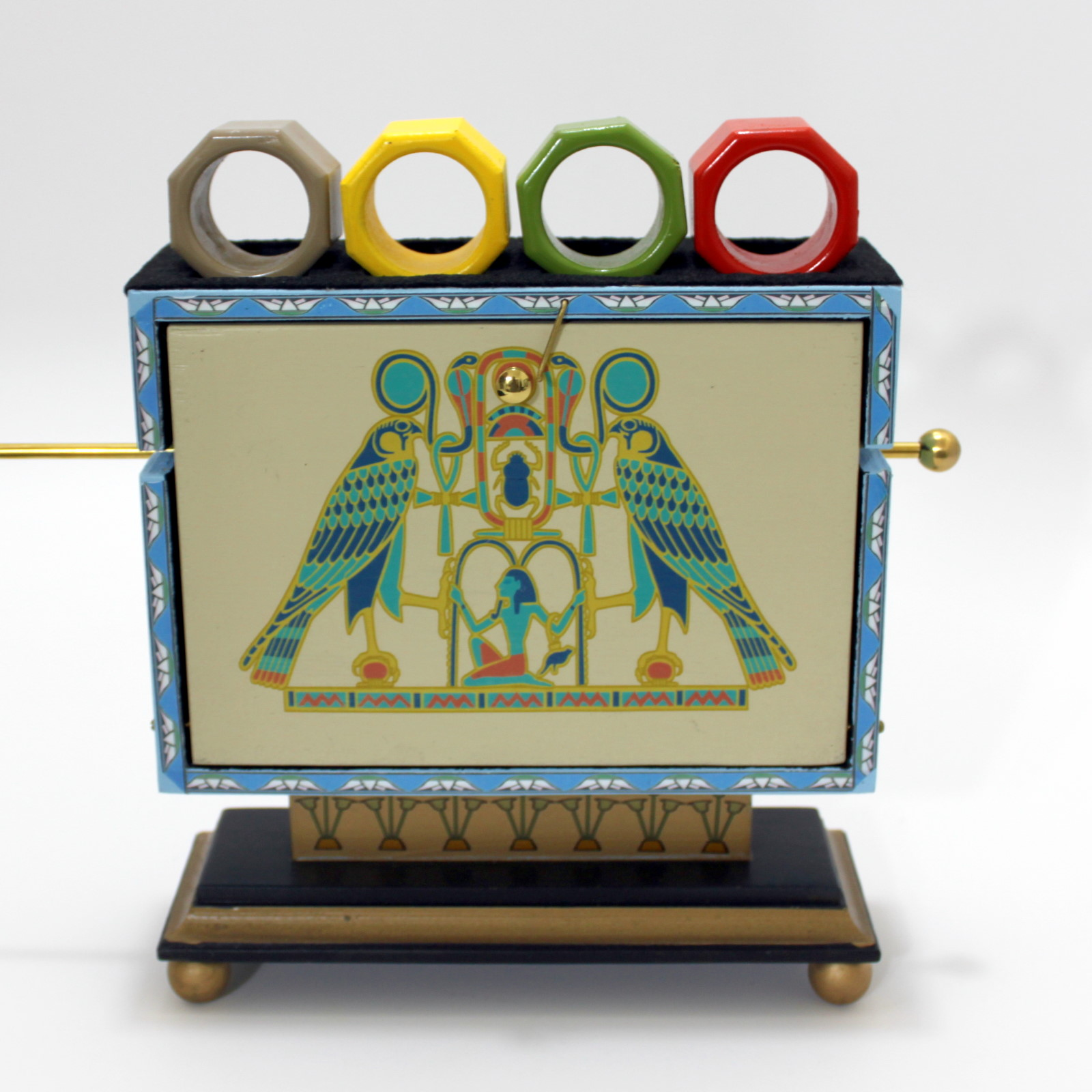 Cleopatra's Jewelry Chest by Limited Edition Magic