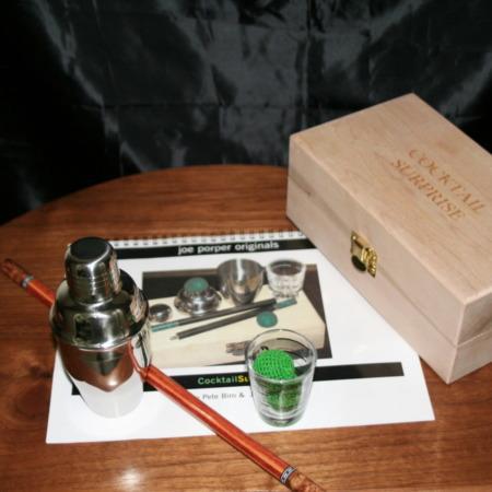 Cocktail Surprise by Joe Porper, Pete Biro