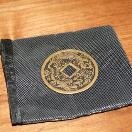 Oriental Coin Bag by Fantasma